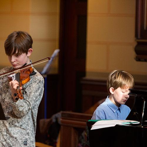 Orkester - Den Lille Musikskole